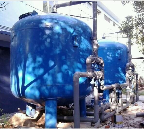 工业污废水处理设备(过滤净化器)